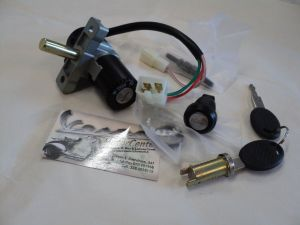 KIT SERRATURE BLOCCHI ACCENSIONE APRILIA SCARABEO 50 4T