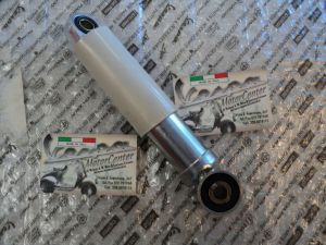 AMMORTIZZATORE ANTERIORE VESPA 125 15RALLY GT GTR SPRINT GS VARIE COVER IN PLASTICA MADE IN ITALY