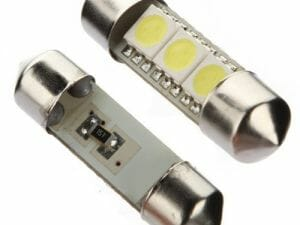 lampadina led feeston smd led 36mm