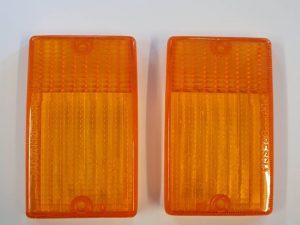 coppia gemme frecce posteriori vespa pk s made in italy