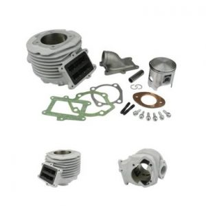 cilindro lambretta af rayspeed rb20 completo 200 cc
