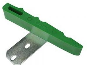 pattino tendicatena teflon verde lambretta li sx dl gp