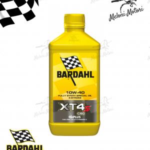 1lt olio motore bardahl XT4-S C60 10W-40 fullerene polar plus radial polymer