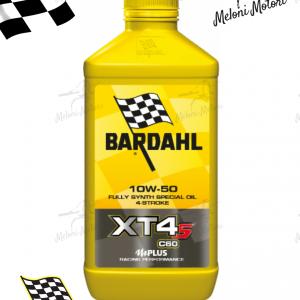 1lt olio motore bardahl XT4-S C60 10W-50 fullerene polar plus radial polymer